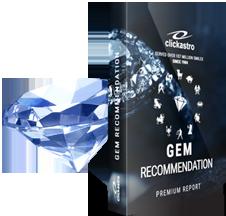 Gem Recommendation