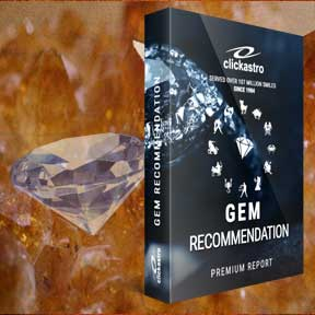 Gem Recommendation